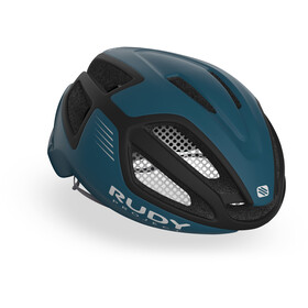 Rudy Project Spectrum Fietshelm, pacific blue/black matte